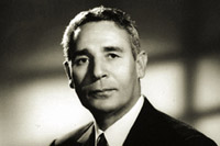 Late Abdelkader Bensalah, founder of Holmarcom Group