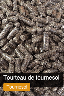 Produit Tourteau de Tournesol Yellowrock